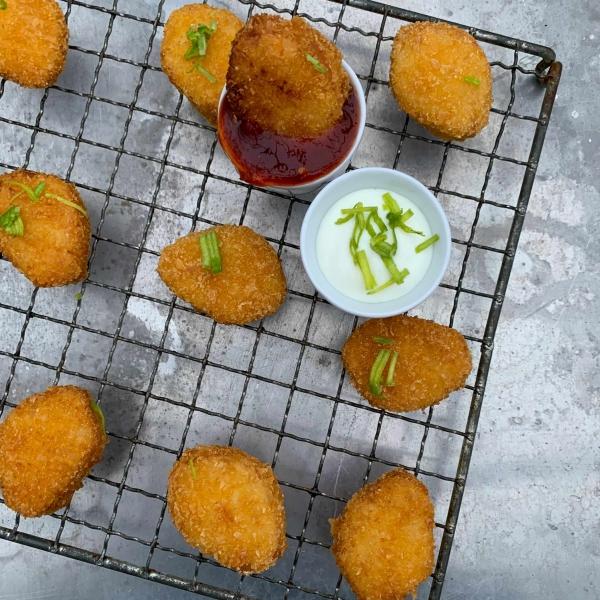 6er Chicken Nuggets ink.1 Dip